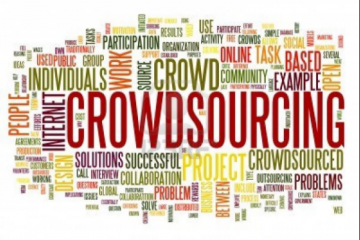 corporate crowdsourcing platform