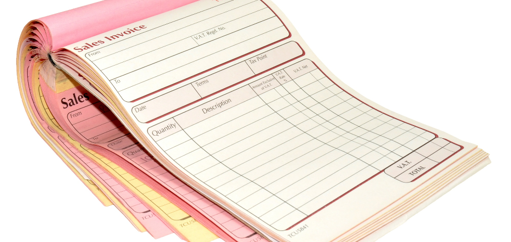 Online Invoice Books Printing Invoice Book E Business Management - Online invoice book