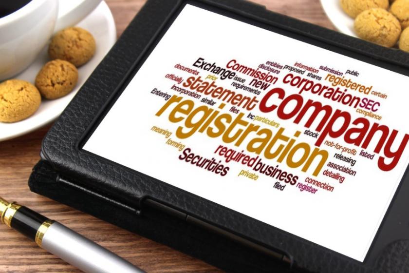 new company registration