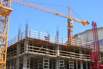 Insurance for building industry