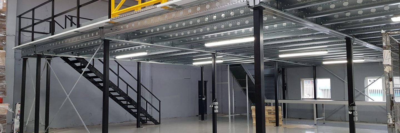 mezzanine floor installation companies