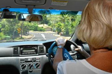 driving instructor sunshine coast
