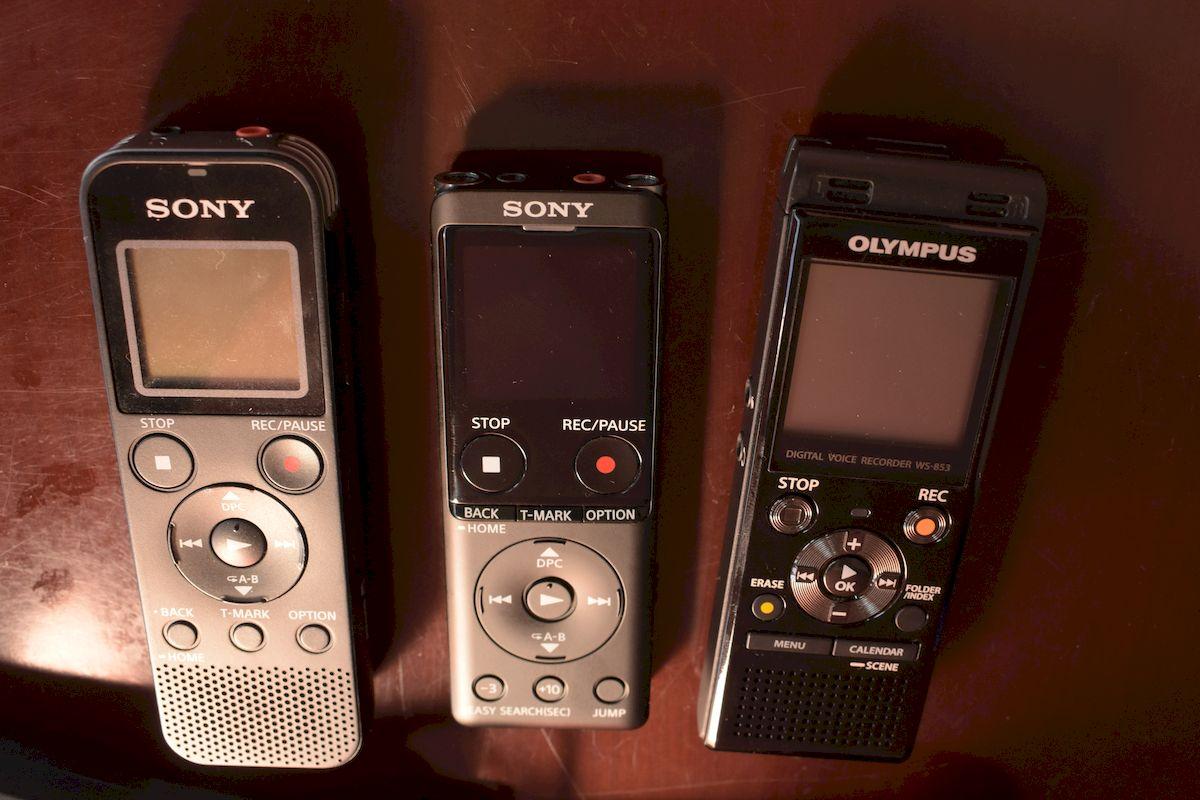 Dictaphone Recorder