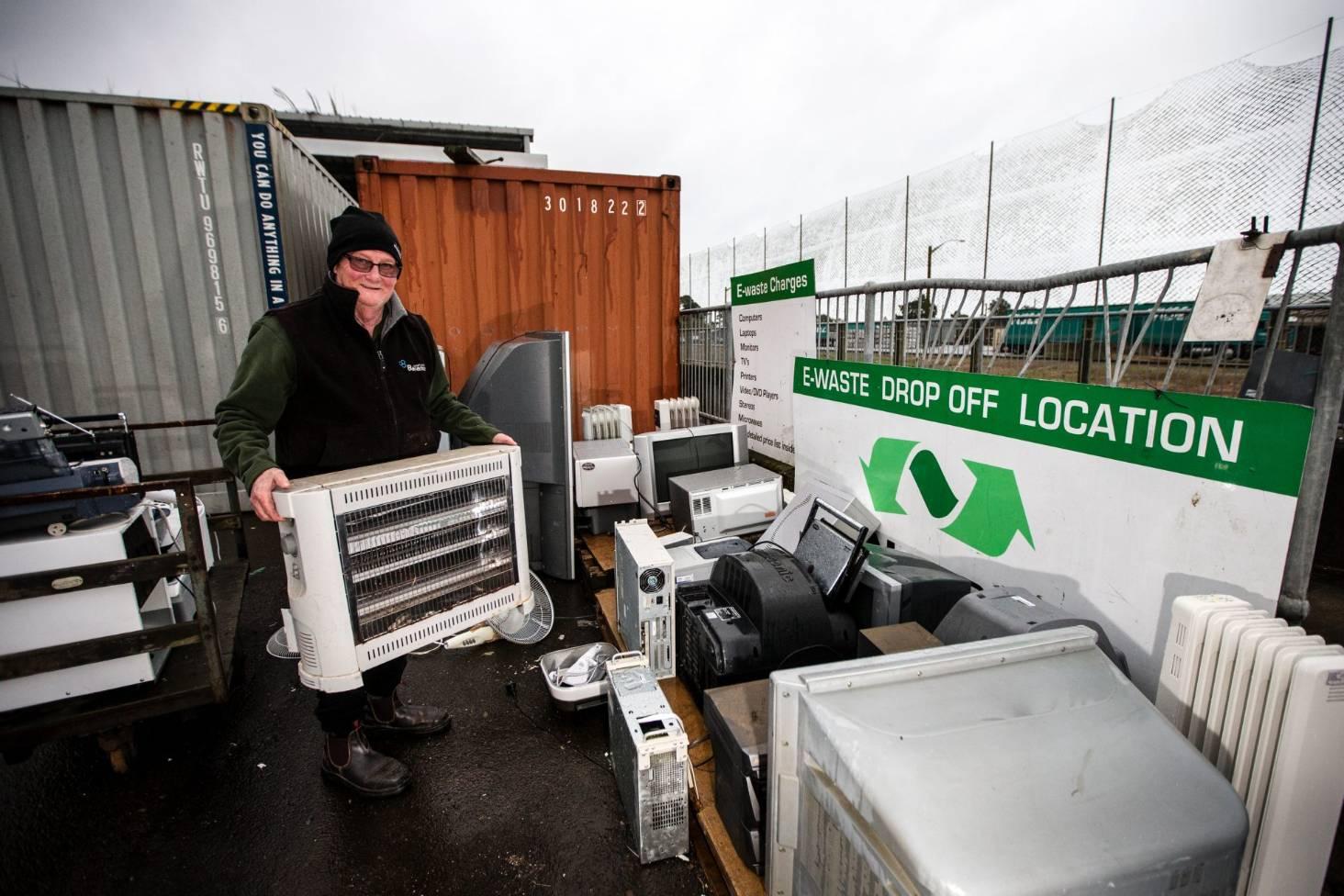 electronic waste Wellington