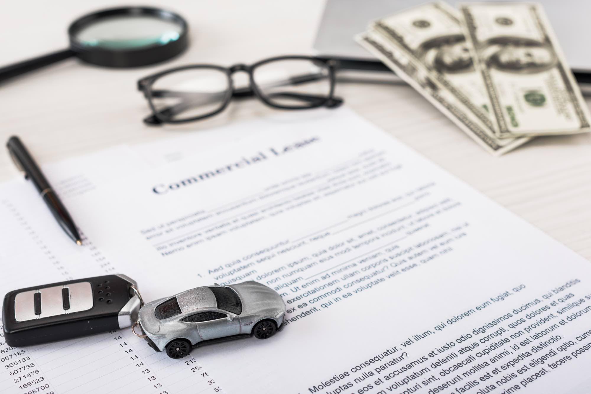 No doc car finance