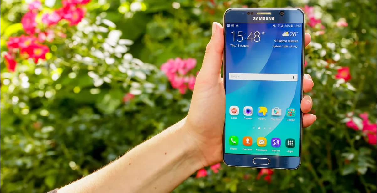 repair Samsung screen